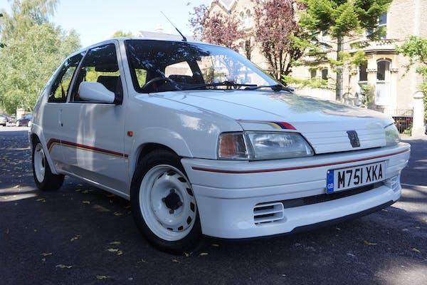 1994 PEUGEOT 106 RALLYE S1