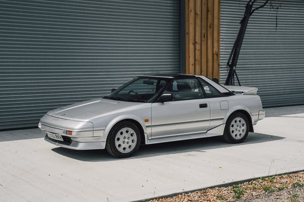 NO RESERVE: 1987 TOYOTA MR2