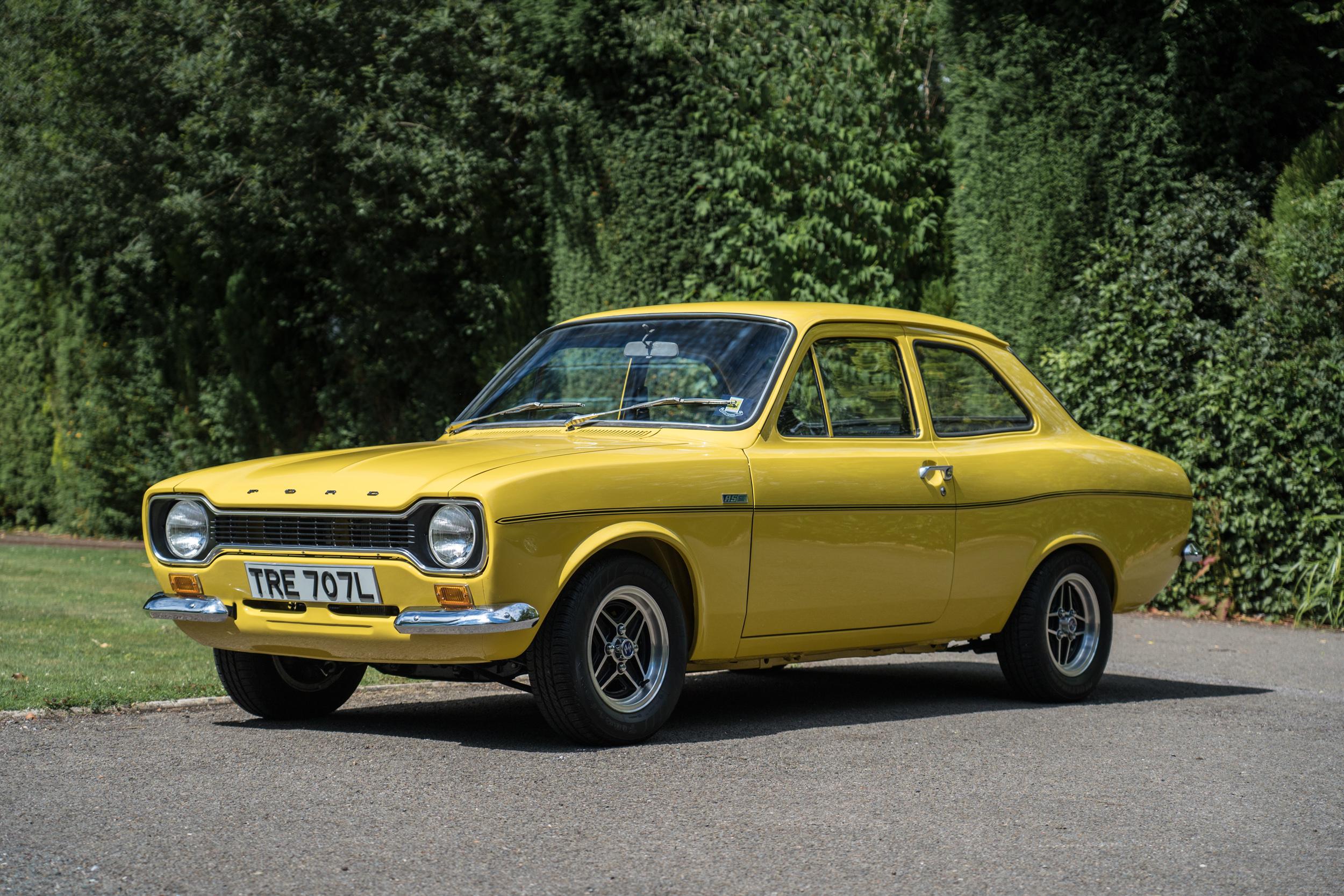 1973 FORD ESCORT (MK1) RS1600 BDA