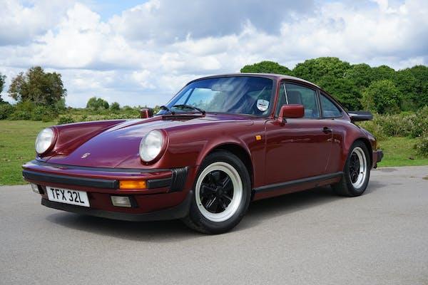 1985 PORSCHE 911 CARRERA 3.2 SPORT