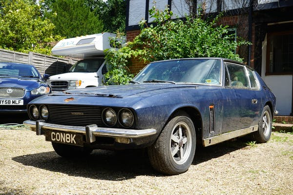 1972 JENSEN INTERCEPTOR III - EX-JOHN BONHAM OF LED ZEPPELIN
