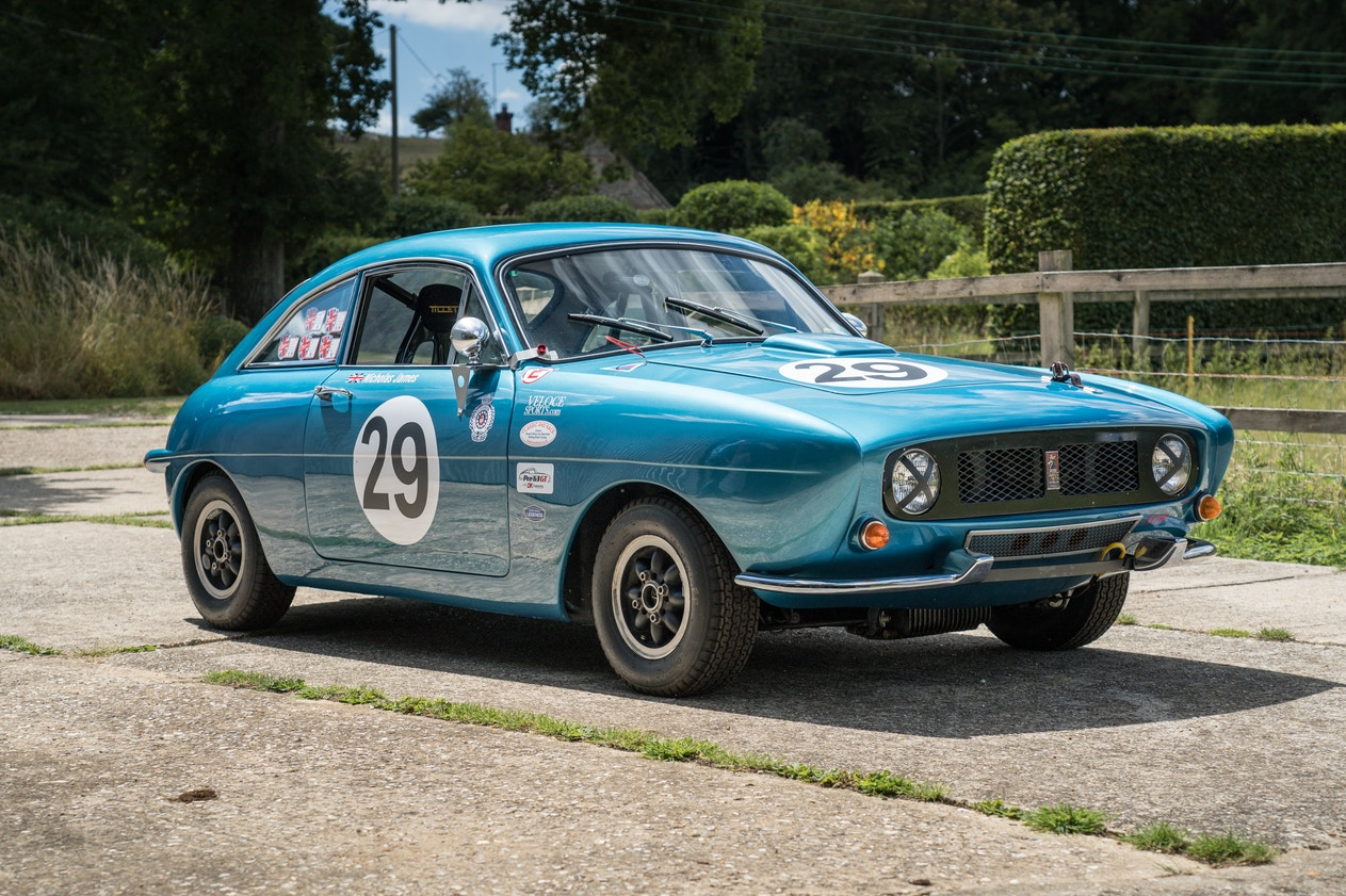 RESERVE LOWERED: 1962 OGLE SX1000 - FIA PAPERS & GOODWOOD ELIGIBLE