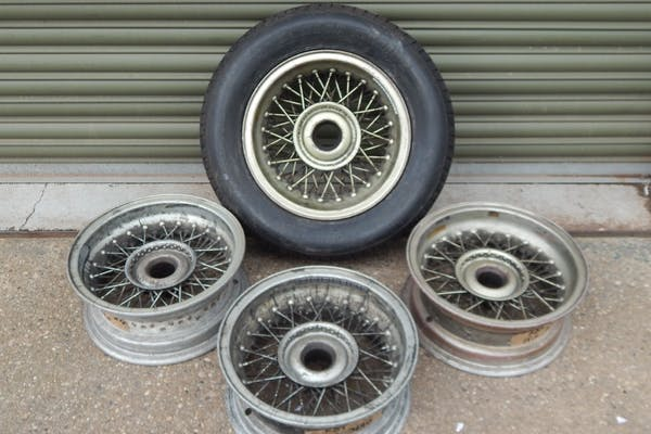 BORRANI WHEELS FOR FERRARI 250 SWB