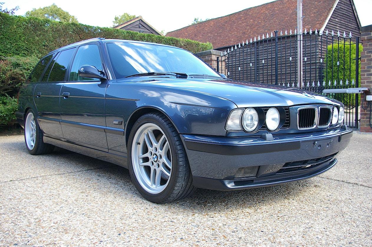 1995 BMW (E34) M5 TOURING
