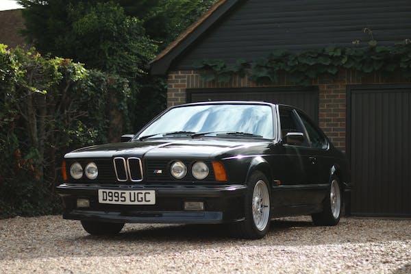 NO RESERVE: 1986 BMW (E24) M635CSi