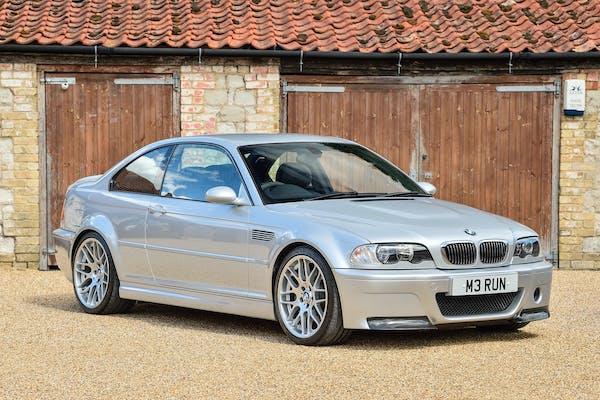 NO RESERVE: 2004 BMW (E46) M3