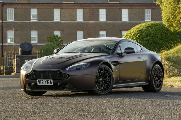 2018 ASTON MARTIN V12 VANTAGE S - ONE OFF Q SPECIFICATION