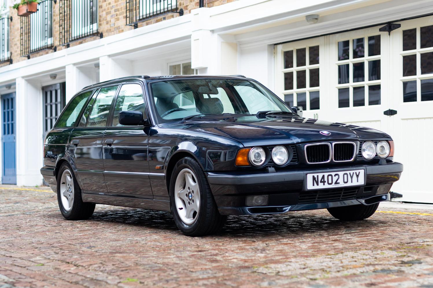 1996 Bmw E34 540i Touring