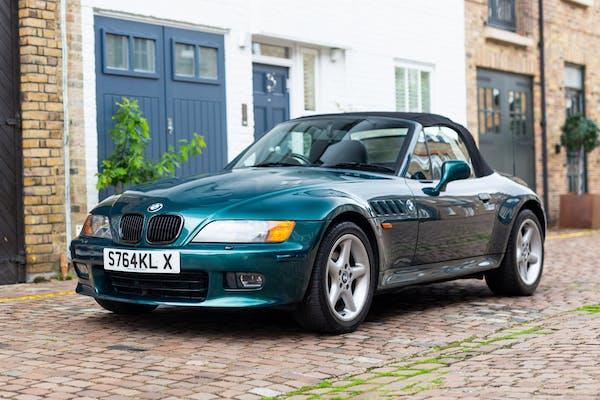 1999 BMW Z3 ROADSTER 2.8