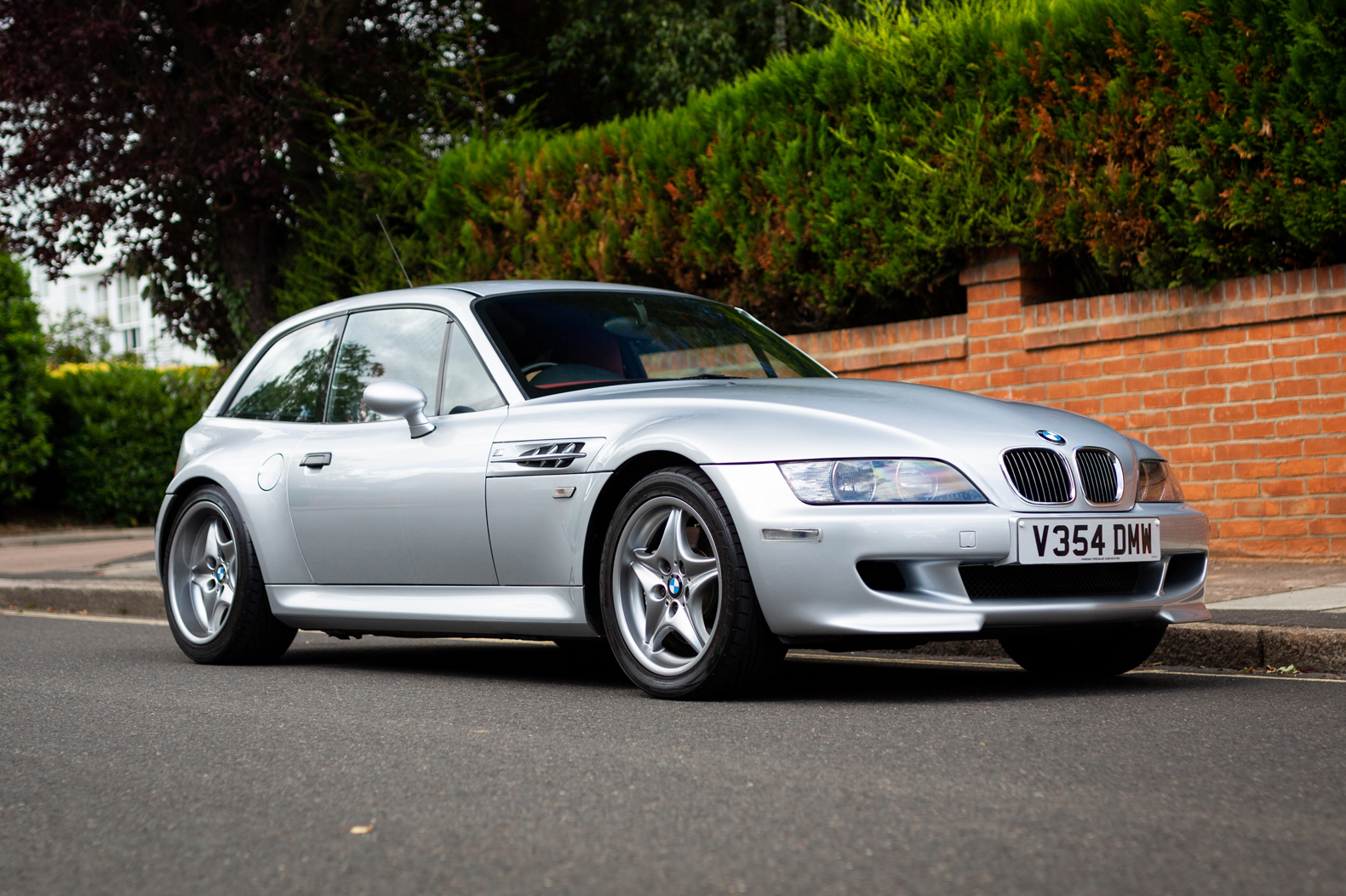 1999 BMW Z3M COUPE - 29,027 MILES