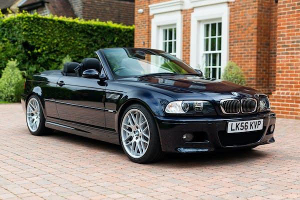 2006 BMW (E46) M3 CONVERTIBLE