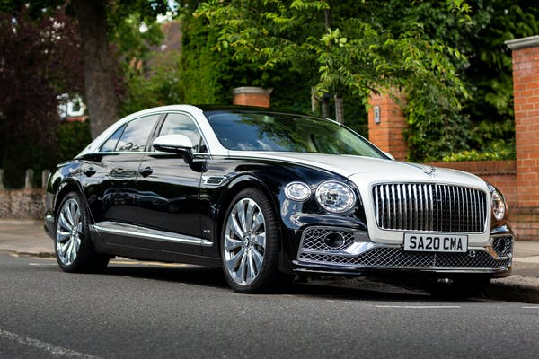 2020 BENTLEY FLYING SPUR - FIRST EDITION