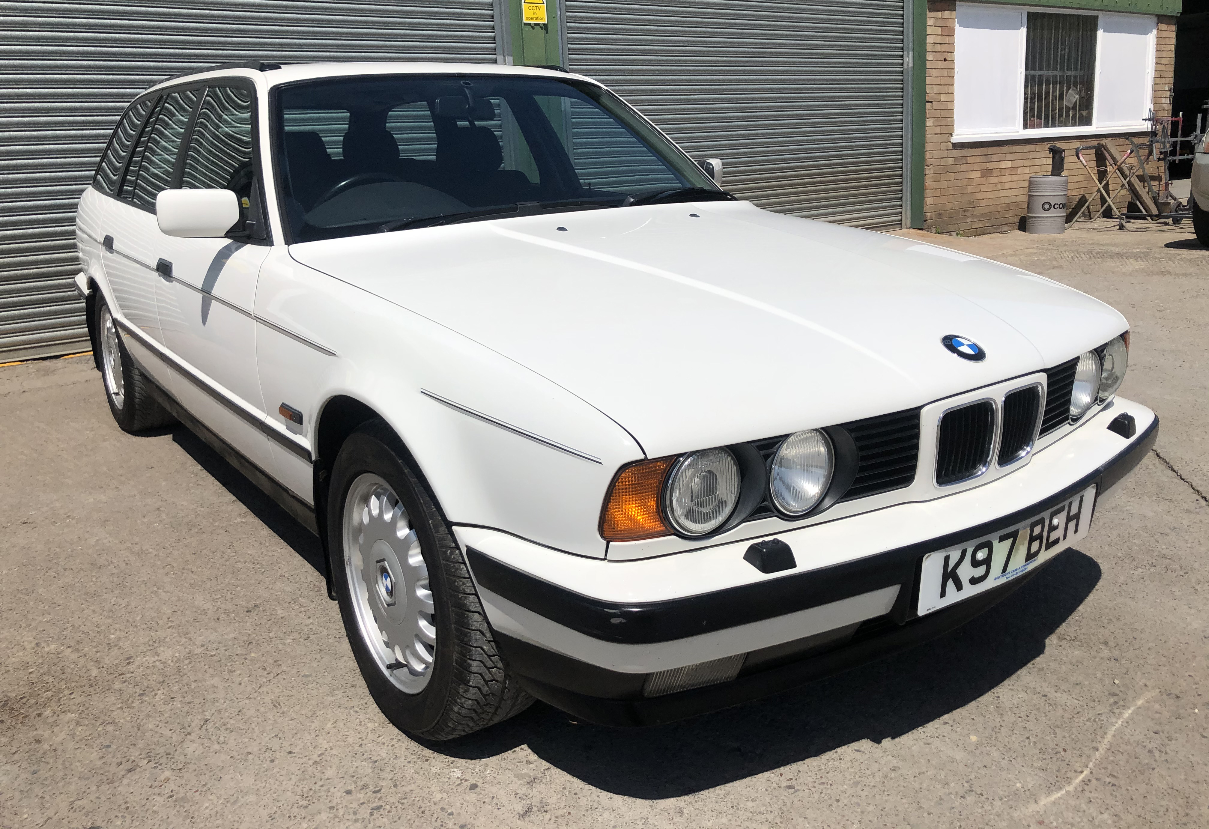 1993 Bmw E34 525ix Touring