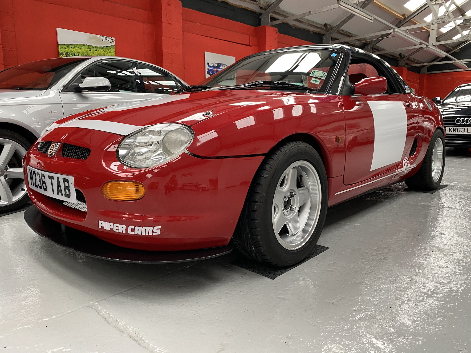 1995 MG F WORKS RACER