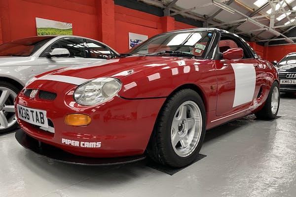 1995 MG F WORKS RACER