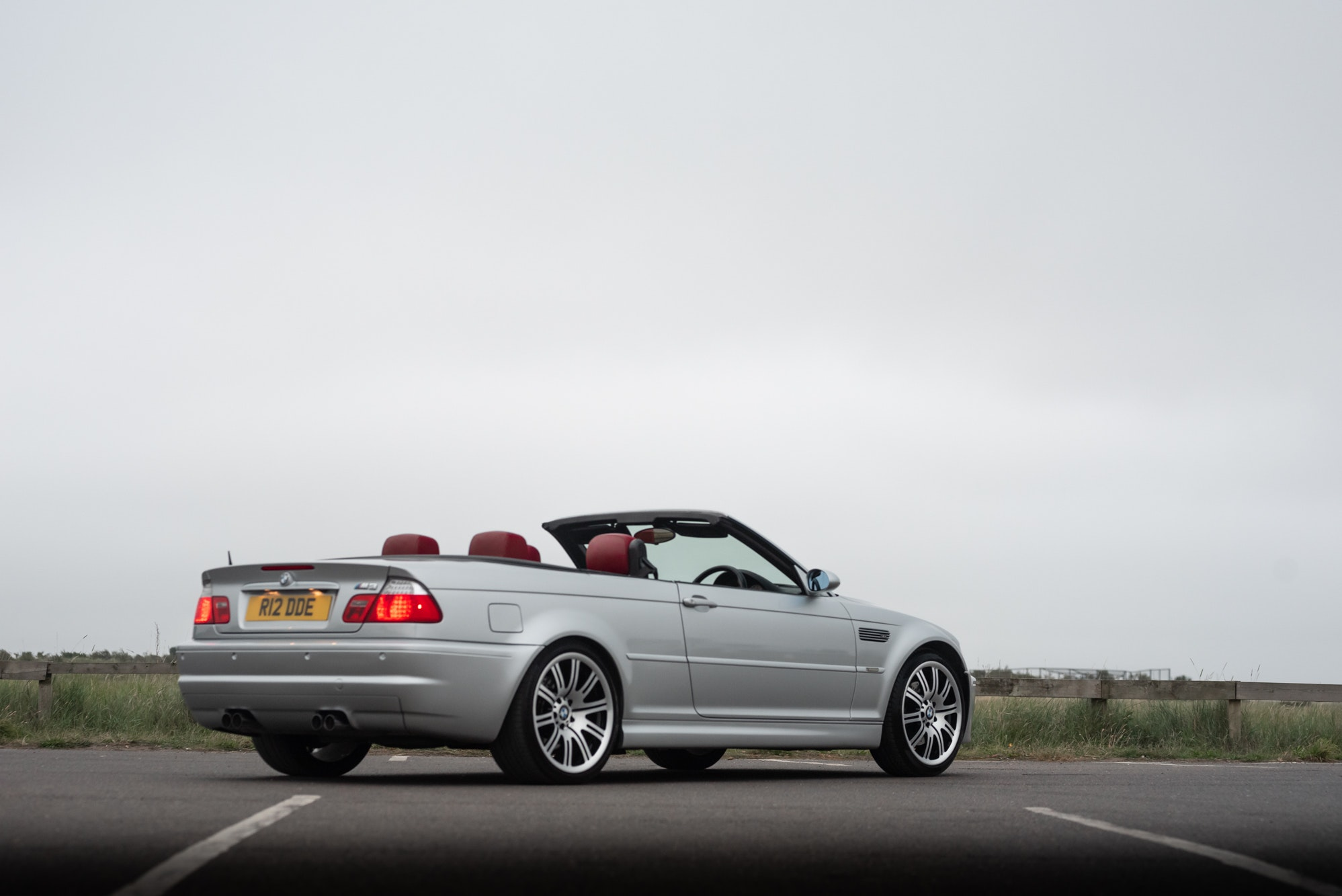 2003 Bmw E46 M3 Convertible Manual