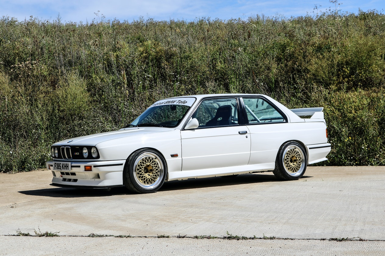 1989 BMW (E30) M3 - GROUP A RECREATION