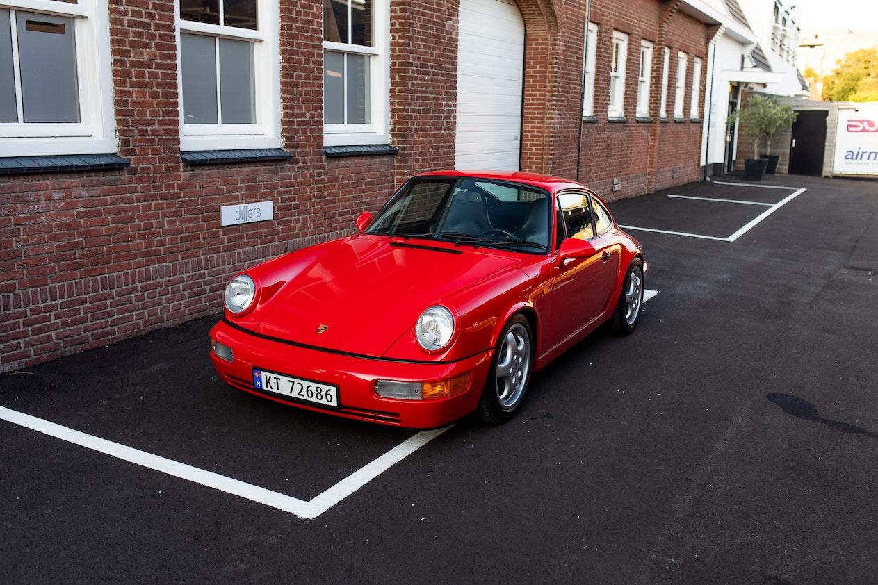 1992 PORSCHE 911 (964) CARRERA RS - LHD