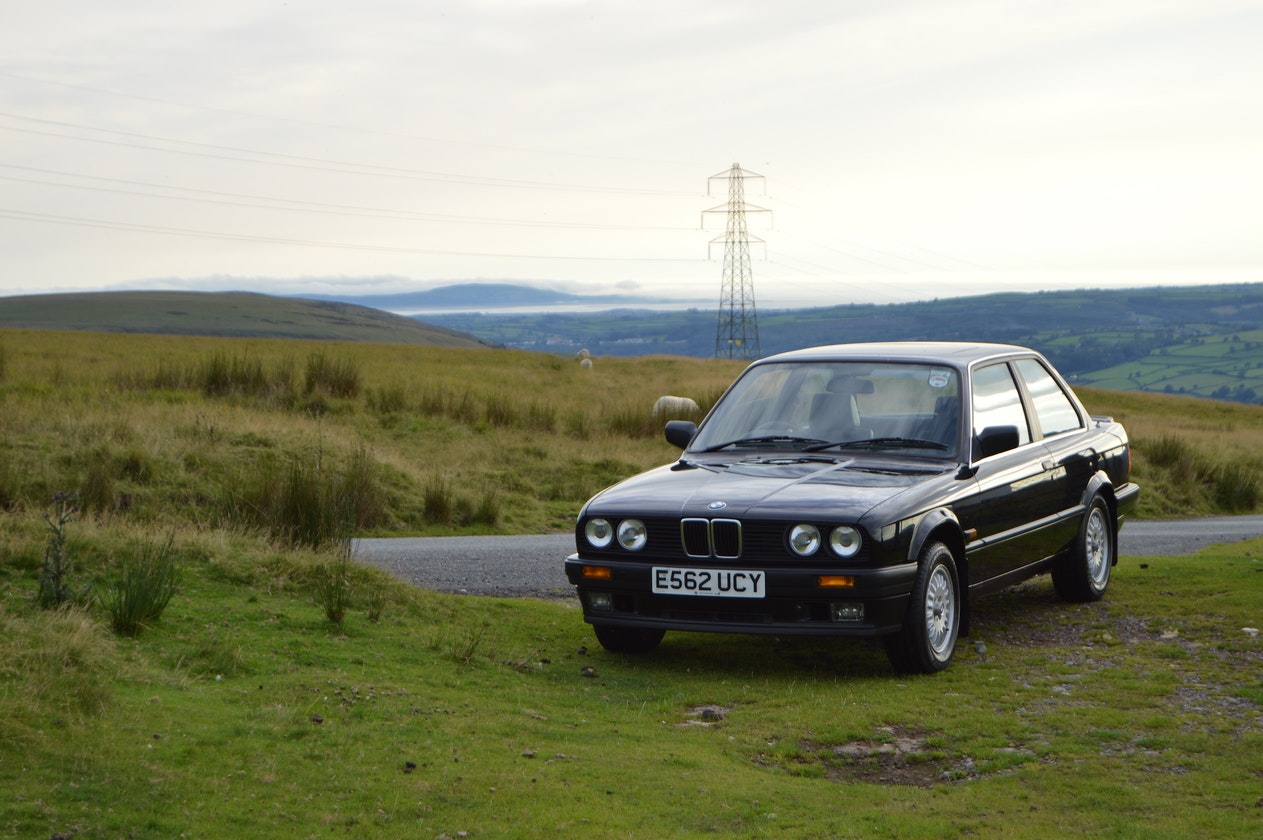 1988 BMW (E30) 325i - SINGLE FAMILY OWNERSHIP