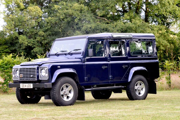 2014 LAND ROVER DEFENDER 110 XS