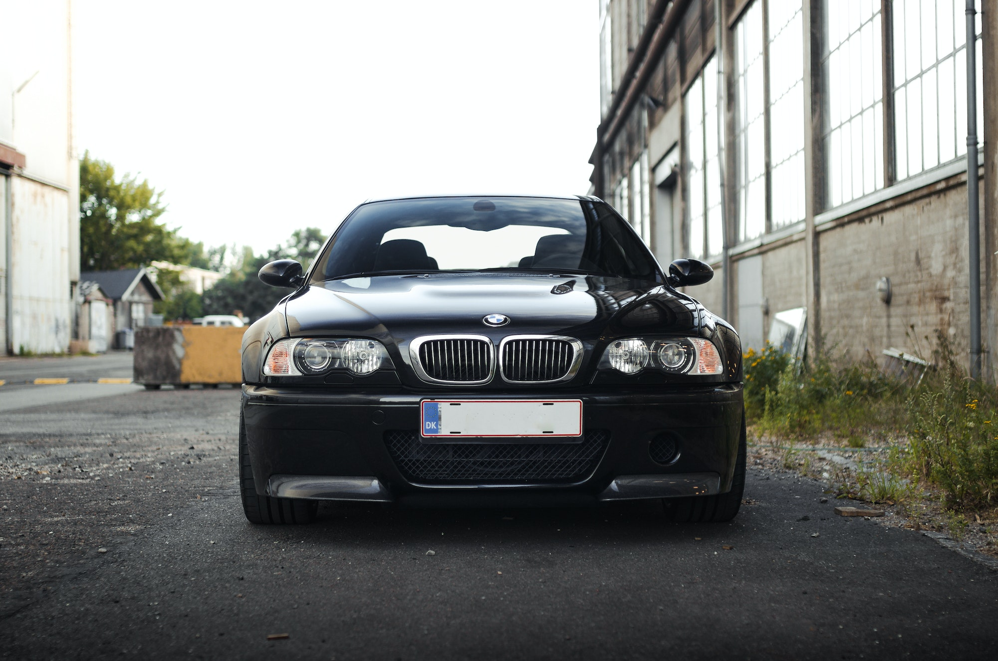 Reserve Lowered 2003 Bmw E46 M3 Csl Lhd