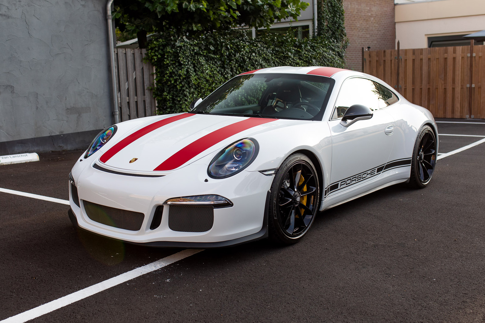 2016 PORSCHE 911 R - 113 KM FROM NEW - LHD
