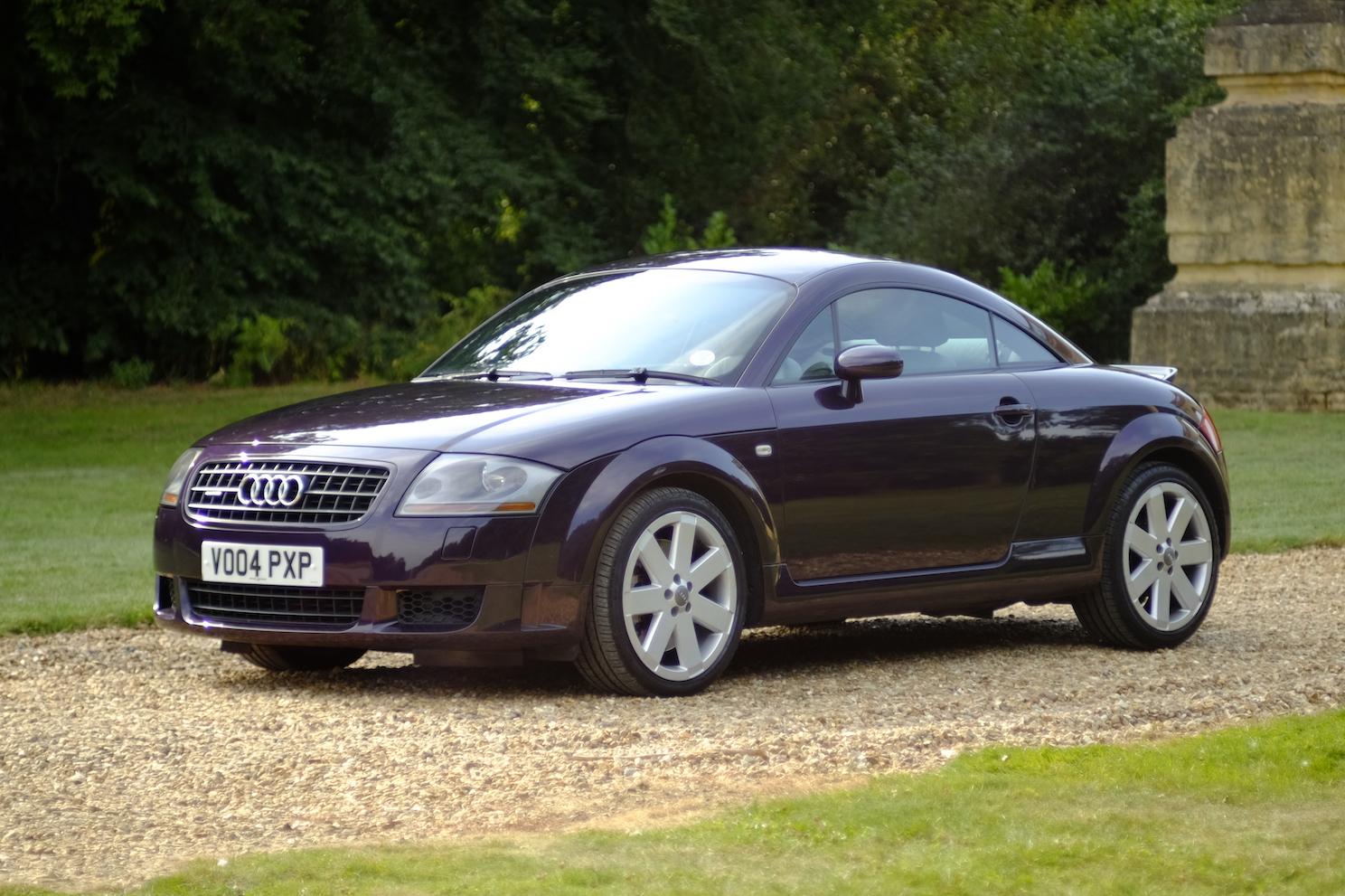 Kekurangan Audi Tt 2004 Harga