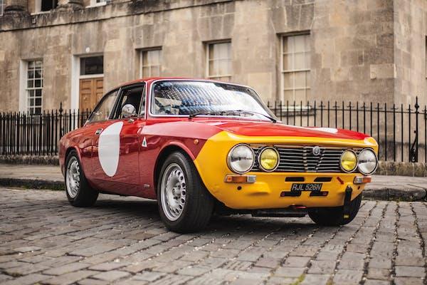 1975 ALFA ROMEO GT 1600 JUNIOR