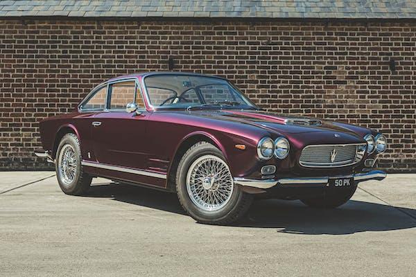 1962 MASERATI SEBRING 3500 GTI SERIES I