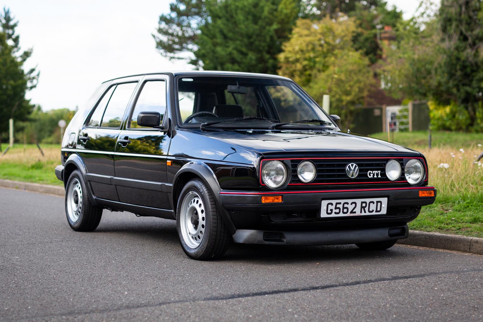 1989 Volkswagen Golf Mk2 Gti 8v