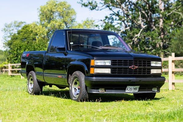 1990 CHEVROLET C1500 454 SS