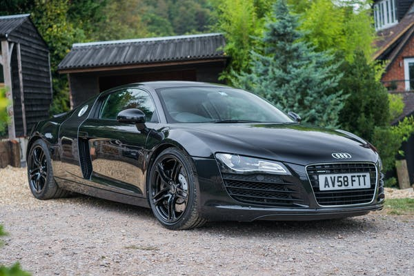 2008 AUDI R8 4.2 V8 - MANUAL GEARBOX
