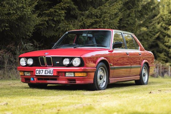 1985 BMW (E28) M535i