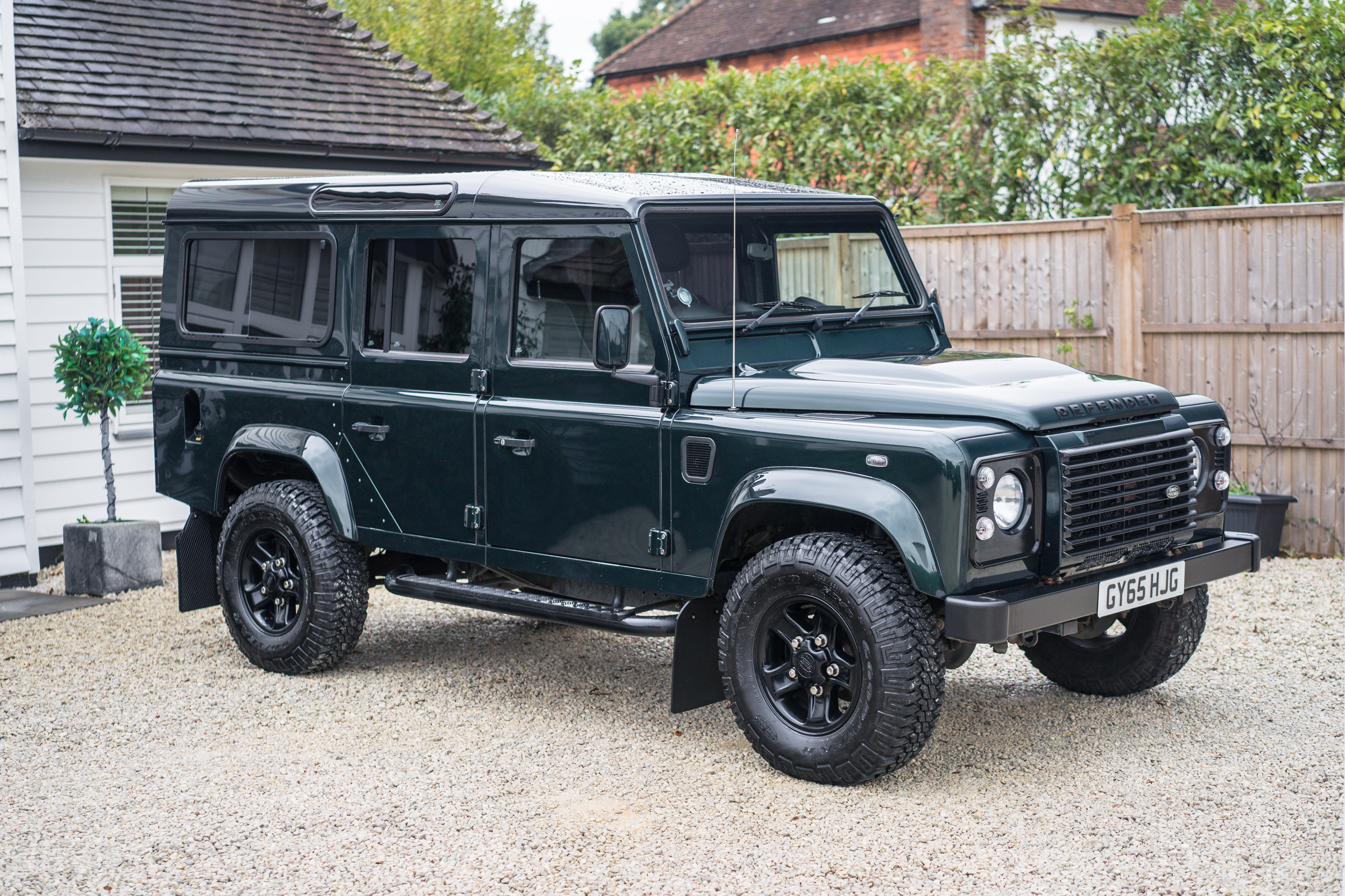 2015 LAND ROVER DEFENDER 110 XS