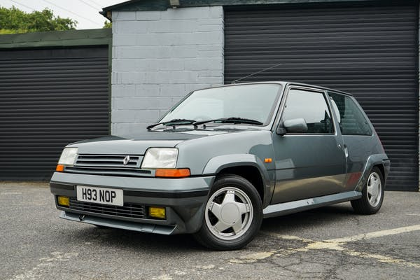 1991 RENAULT 5 GT TURBO