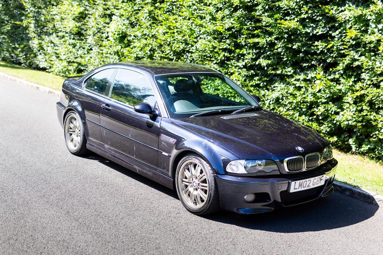 2002 BMW (E46) M3