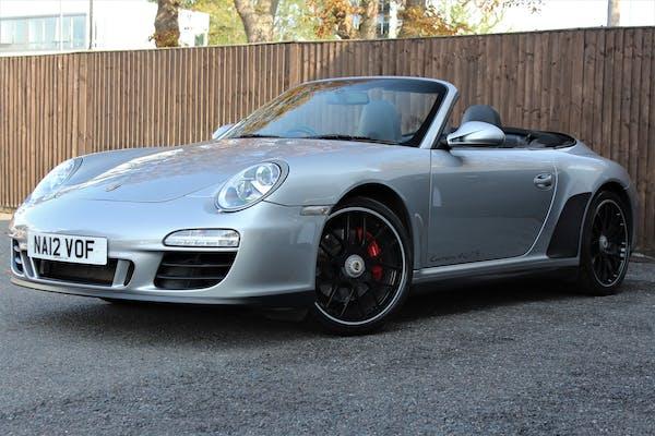 2012 PORSCHE 911 (997) CARRERA 4 GTS CABRIOLET