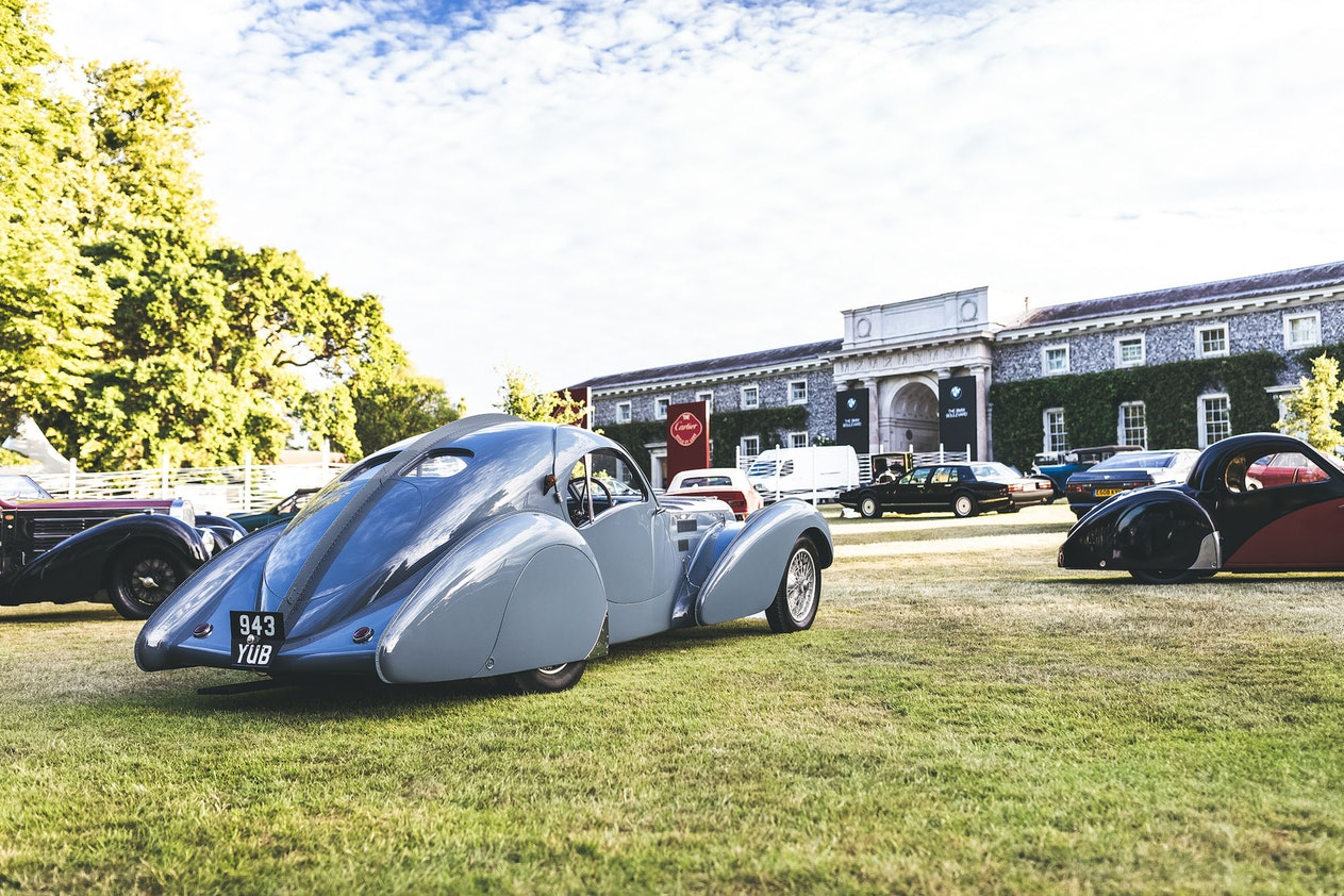 CHARITY AUCTION - VVIP PASSES FOR THE 2021 GOODWOOD FESTIVAL OF SPEED
