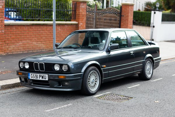 1990 BMW (E30) 325i SPORT