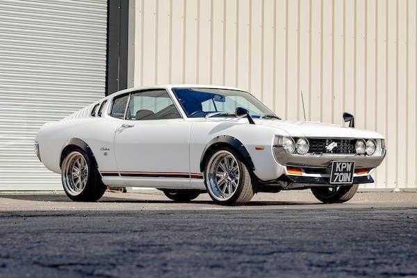 1975 TOYOTA CELICA GT2000