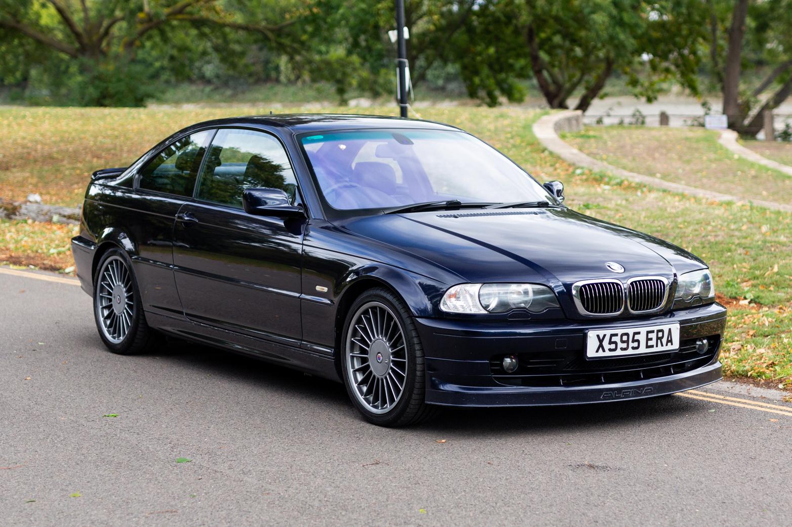 2000 BMW ALPINA (E46) B3 3.3 COUPE