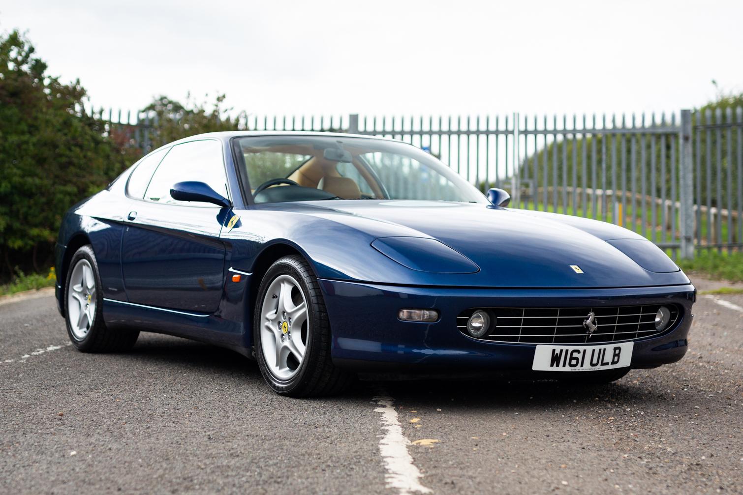 2000 Ferrari 456m Gta