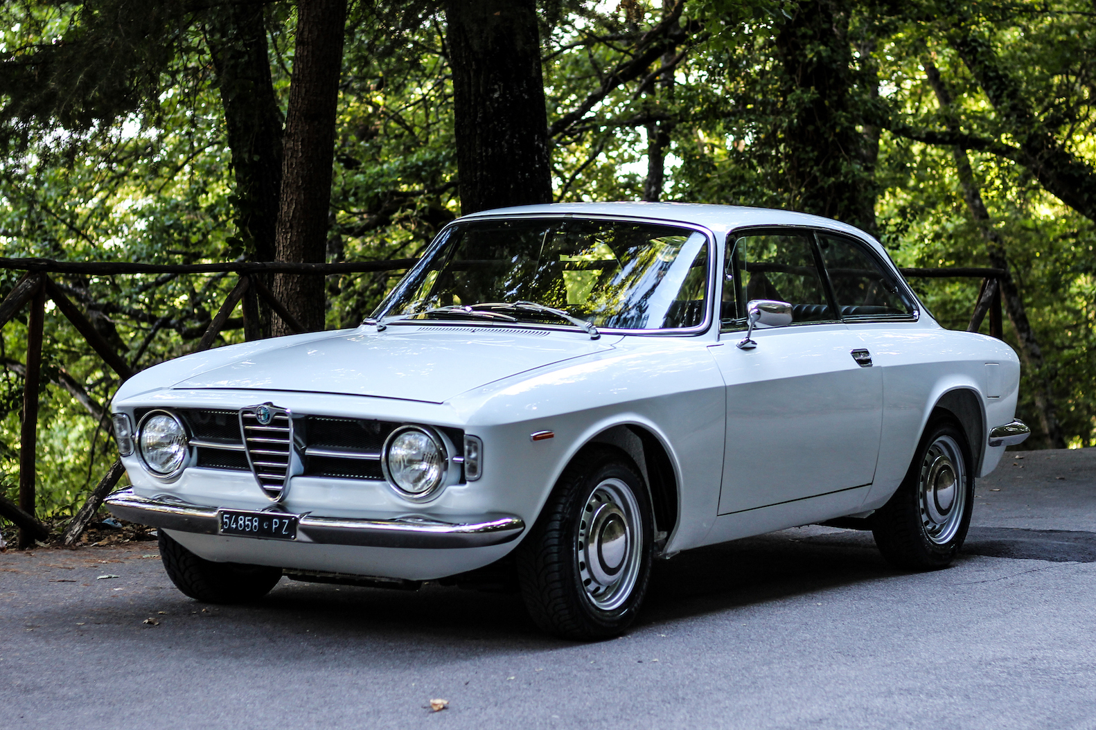1970 ALFA ROMEO GT 1300 JUNIOR 'SCALINO' - LHD