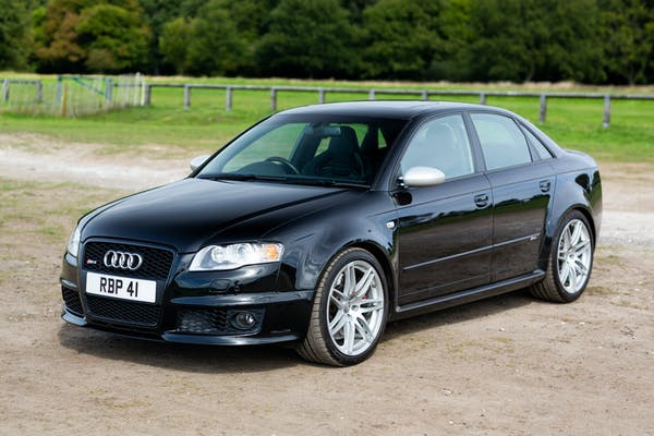 2006 AUDI (B7) RS4 SALOON
