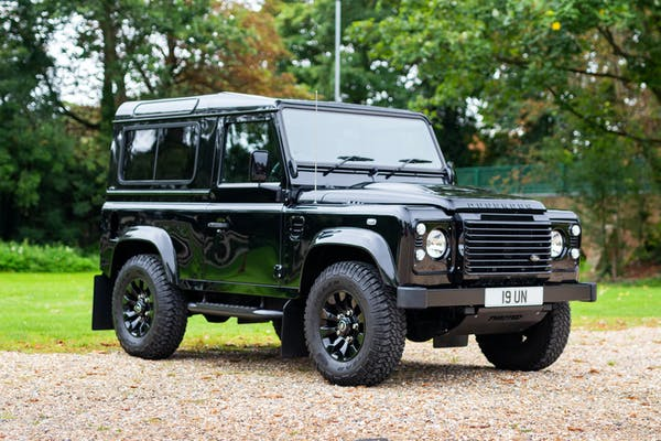 2014 LAND ROVER DEFENDER 90 XS