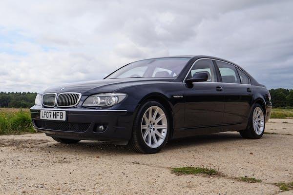 2007 BMW (E66) 760Li