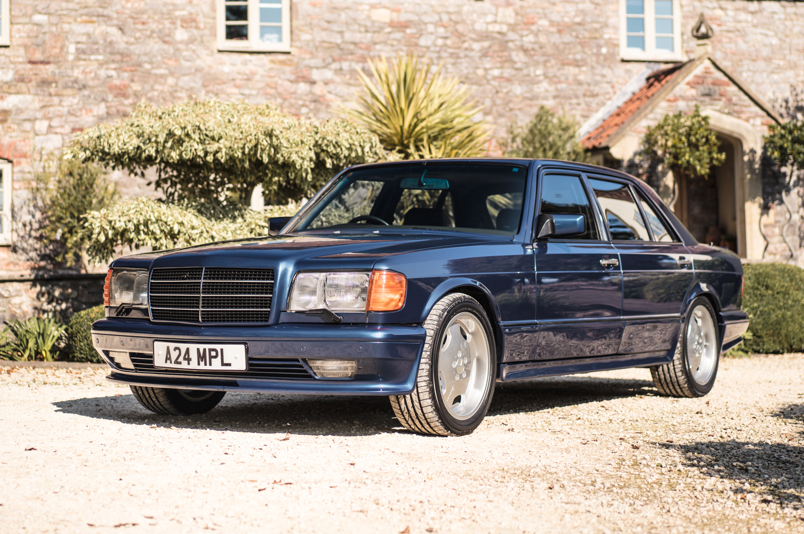1985 MERCEDES-BENZ 500 SEL – EX-SIR PAUL MCCARTNEY