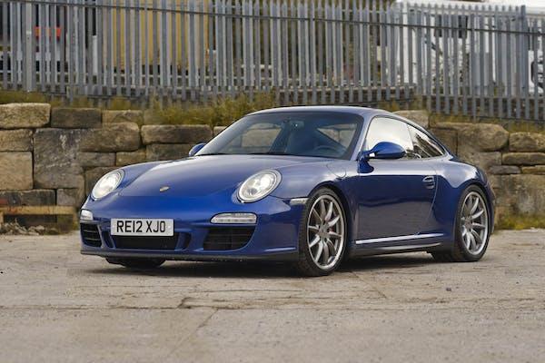 2012 PORSCHE 911 (997) CARRERA 4 GTS