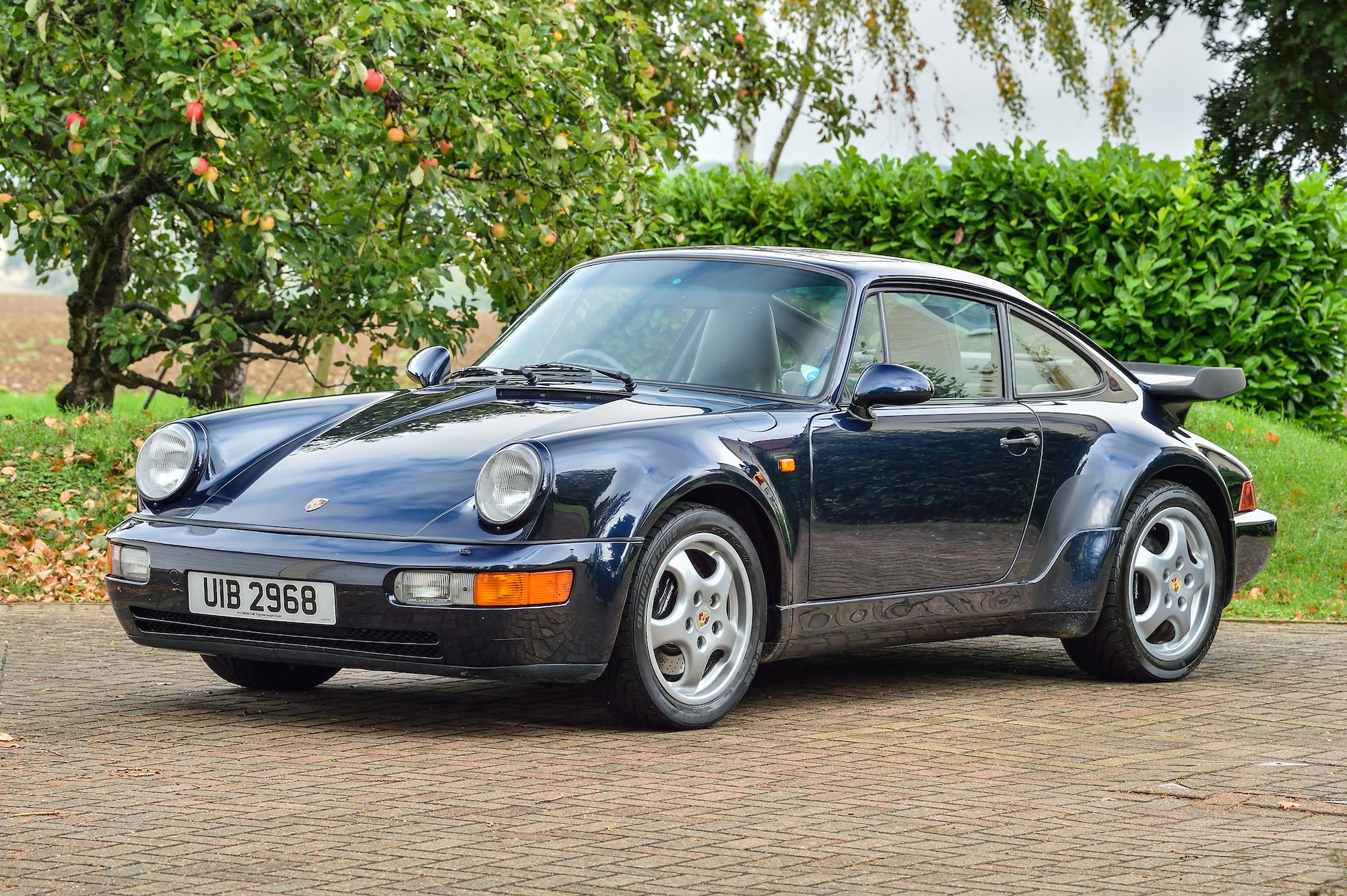 1991 PORSCHE 911 (964) TURBO 3.3