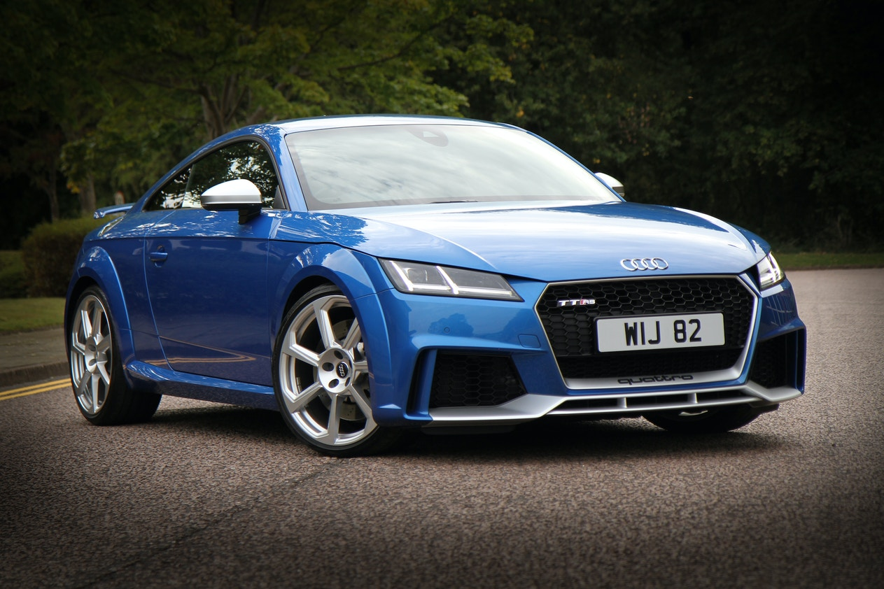 2016 AUDI TT RS COUPE